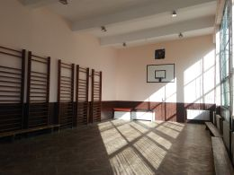 физкултурен салон - ПУИ Академик Тодор Самодумов - Кранево