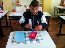 работа с Монтесори материали - ПУИ Академик Тодор Самодумов - Кранево
